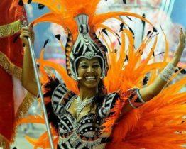 Voyage au Carnaval de Rio 2018