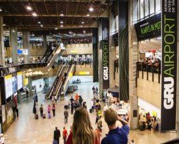 Aéroport São Paulo